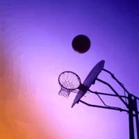 篮球的节拍