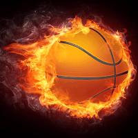 篮球是1场戏
