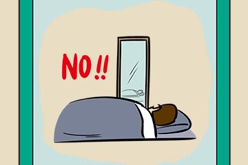 """卧室""""风水""""对睡眠极其重要!如此安排卧室格局,大大有助睡眠!"""