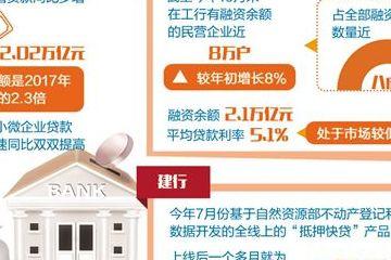 缓解民营企业融资难题银行业支持民企出实招