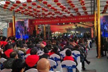 中国18个民族鼓舞鼓乐名家聚首山西祁县焕发传统鼓乐精神