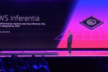 亚马逊发布首款云AI芯片!算力惊人 2019年面世