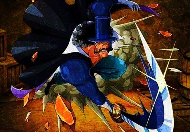 海贼王官方情报:尾田确认花剑比斯塔实力,鹰眼没法把他打趴下