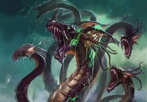 海贼王927话情报:卡普回归扉页,和之国将军展现八岐大蛇形态