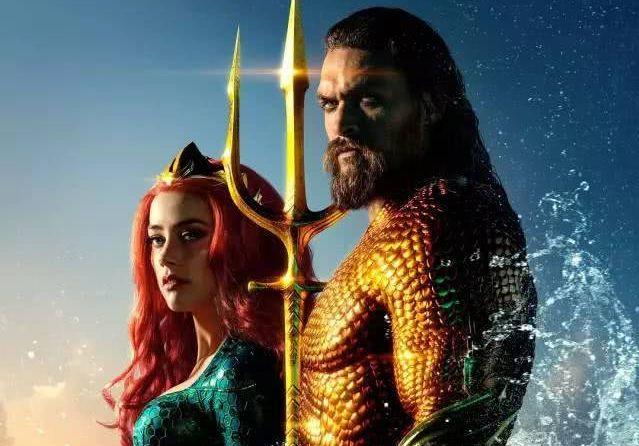 DC年度大片《海王》来势汹汹,预售票房就超6000万元!