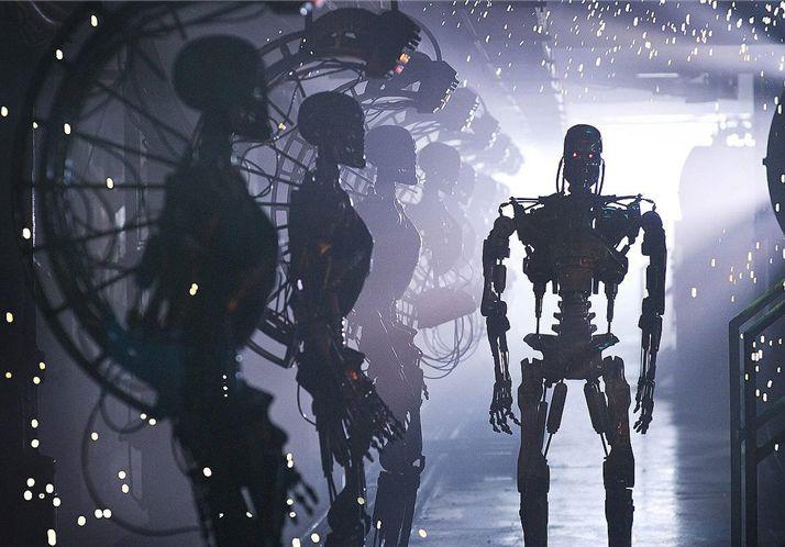 """机器人开始""""杀人""""了"""