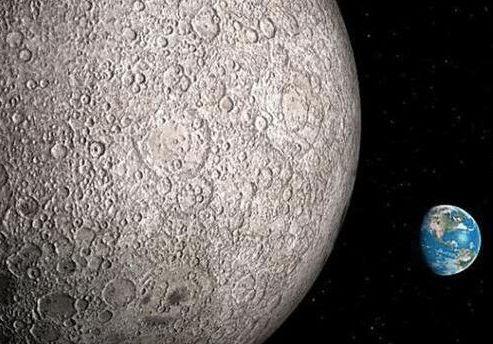 """月球背面不仅""""厚脸皮""""还是""""麻子脸"""""""
