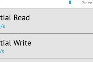 UFS3.0读写速度曝光:碾压SATA SSD!