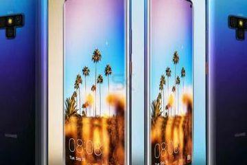 有人说这款手机会是华为P30:打孔屏与居中三摄像头,会接受吗?