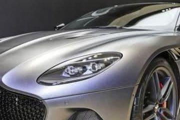 """性能""""怪兽""""DBS,V12双涡轮+3.4秒破百,看啥GTR!"""