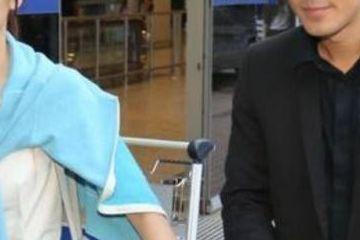 林峰和27岁嫩模女友好事将近?张馨月关注育儿博主想当辣妈!