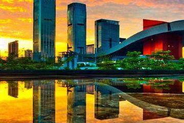 又厉害了,深圳!财政收入9100亿,每平方公里产出税收入4.6亿全国第一
