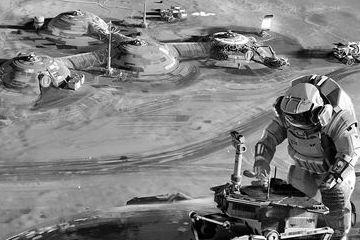 在月球上建基地要做哪些准备?
