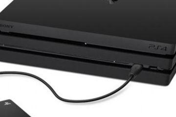 索尼希捷联手打造PS4专用游戏移动硬盘