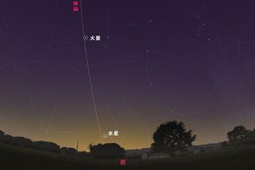 春节假期去南半球看流星雨