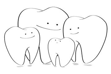 其实,牙齿一直想和你说……