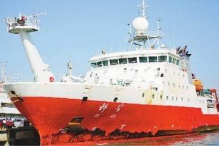 我国首次实现深海6000米大深度数据北斗卫星实时传输