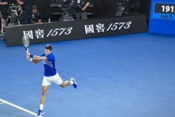 """澳网""""七冠王""""焦科维奇:这是我生涯最好的大满贯决赛"""