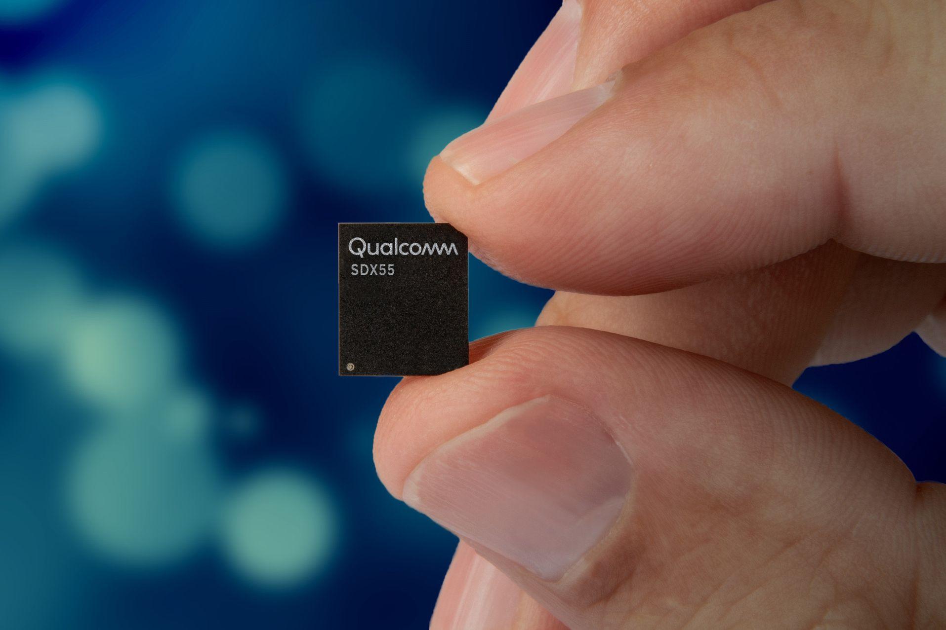 高通推出第二代5G基带芯片骁龙X55 商用终端预计今年年底上