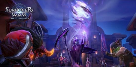 RTS新作《魔灵召唤:百年战争》公开视觉概念图