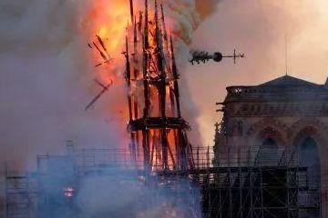 """原创             巴黎圣母院早已""""备份"""",有望借十亿个数据点完美重建"""