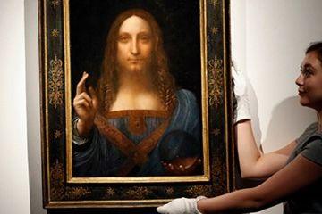 价值30亿达·芬奇真迹消失 为史上最贵艺术品