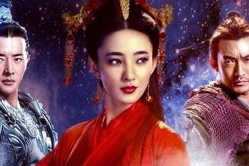 原创             邓伦在新剧中初次出场比旭凤还霸气,还和《香蜜》中的天帝结怨?