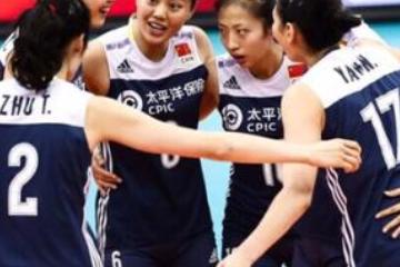 原创             中国女排奥运主要的两个对手浮出水面,不是美国,也不是土耳其