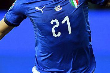 欧预赛-意大利6-0连胜 夸利亚雷拉2射1传