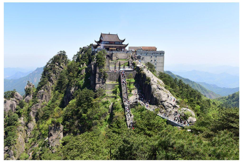 入选世界地质公园!中国九华山和沂蒙山如何惊艳世界?