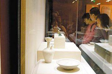 广东9件(套)珍贵文物亮相亚洲文明展