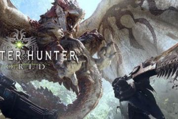 卡普空发布年度财报《怪物猎人世界》销量破1200万
