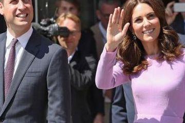 5年生3子不满足?英媒曝凯特王妃想要第四胎
