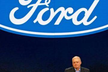 福特汽车将在全球裁减7000个白领岗位