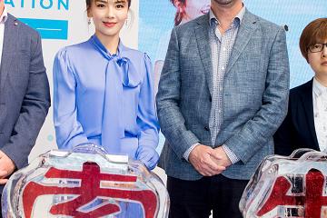 """刘涛自曝容易""""过劳肥"""" 透露《欢乐颂3》剧本正在创作中"""