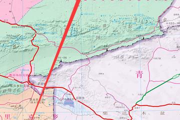 我国面积最大的镇,比台湾省还要大,相当于3个北京