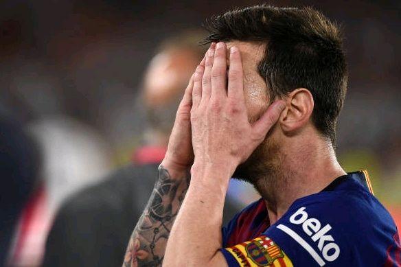 巴萨遮羞布!梅西创下国王杯神纪录 赛季狂造73球完爆C罗