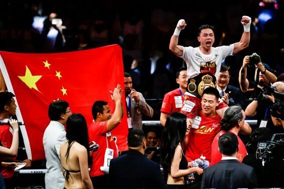 徐灿的拳有份量!中国拳击不胜日本的历史结束了