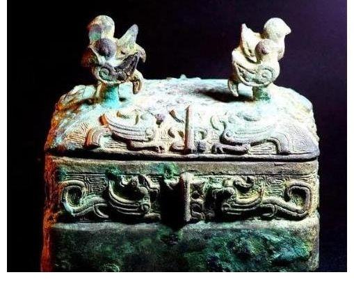 """此物铸造于三千年前,放大3.14倍后,底座发现竟刻有""""中国""""二字"""