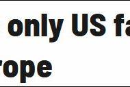 宜家关了在美唯一工厂:欧洲成本便宜70%