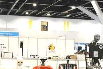 中国机器人斩获2019RoboCup多项大奖