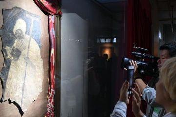 """""""丝路画语""""绘画珍品展在吉林举行"""