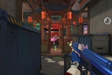原创             王牌战士:爆风安妮如何针对敌方狙击,震爆弹打幽灵很简单