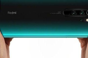 原创             红米Note 8 Pro官方图公布:防抱死游戏天线设计,怎么握都可以