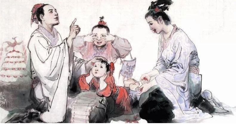 """老祖宗告诉我们:一个家庭一旦集齐这三种""""气"""",福气将不请自来"""