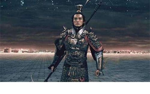 他是古代名将,万箭穿心而死,金庸为他杜撰一后裔,武功天下无敌