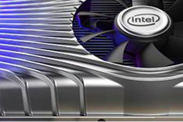 Intel显卡外观超酷 能打爆N卡和A卡么?