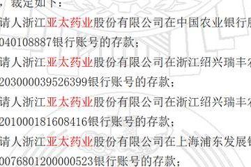 百亿市值医药股暴跌70%!业绩爆雷,公司内斗 如今又被申请冻结4.3亿