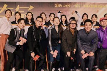 电影《夺冠》陈可辛:女排精神鼓励整个团队