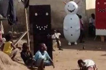 非洲棺材,刷新人类的想象力